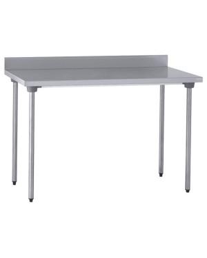 Table adossée sans étagère
