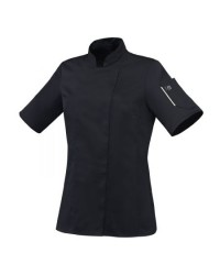 Veste UNERA manches courtes  T5 noire