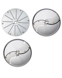 PACK BISTROT 3 DISQUES INOX