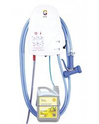 Centrale avec capot PVC 1 produit