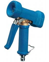 Pistolet anti-choc bleu équipe